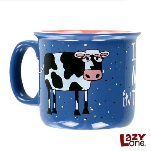 Mooody in the Morning Cow Mug | LazyOne®